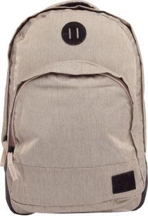 Mochila Nixon Grandview Backpack Bege