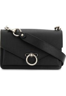 Rebecca Minkoff Jean Mac Crossbody Bag - Preto