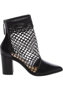 Ankle Boot Fetish Black | Schutz