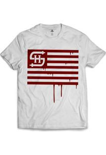 Camiseta Skill Head Flag - Masculino