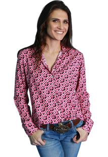 Camisa Chemissima Pink
