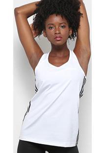 Regata Adidas Design 2 Move 3 Stripes Feminina