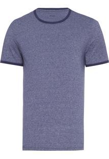 Camiseta Masculina Mouline - Azul