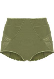 Calcinha Hot Pants Basic - Verde