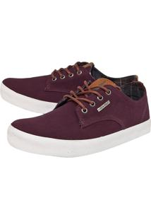 Tênis Coca Cola Shoes Solid Roxo