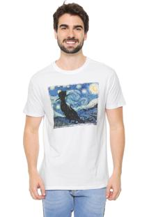 Camiseta Reserva Van Gogh Branca