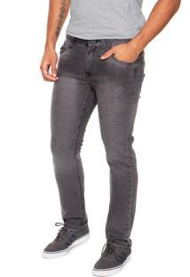 Calça Jeans Volcom Solver Preta