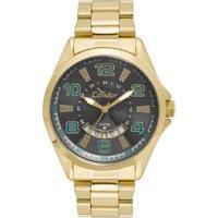 8e35ac7aef8 Relógio Condor Masculino Speed - Co2115Kta 4C Co2115Kta 4C - Masculino- Dourado