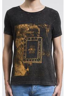 Camiseta Salt 35G Deep Masculina - Masculino