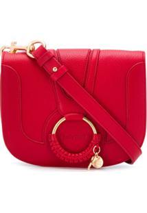 See By Chloé Hana Crossbody Bag - Vermelho