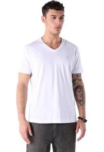Camiseta Diesel T-Therapon - Masculino-Branco