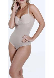 Body Feminino Modelador Multifuncional Marisa