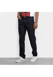 Calça Jeans Ellus Slim Masculina - Masculino-Azul Escuro