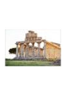 Painel Adesivo De Parede - Cidade Antiga - Arquitetura - 903Pnp