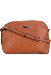 Bolsa Pagani Mini Bag Feminina - Feminino-Caramelo