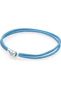 Bracelete Da Amizade Pandora Turquesa