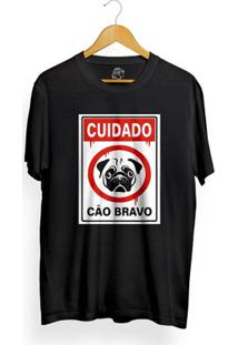 Camiseta Bsc Caution - Masculino