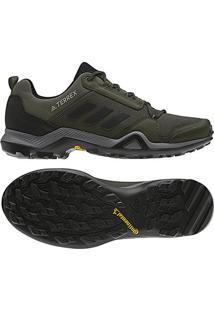Tênis Adidas Terrex Ax3 Masculino - Masculino-Verde Militar