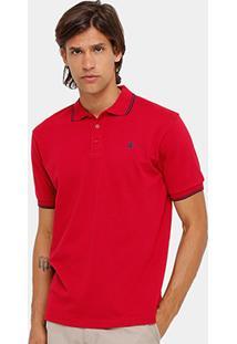 Camisa Polo Broken Rules Piquet Frisos Masculino - Masculino