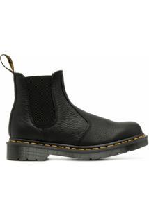 Dr. Martens Ankle Boot Chelsea 2976 - Preto