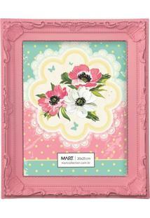 Porta Retrato Mart Celini 5004 20X25 Rosa