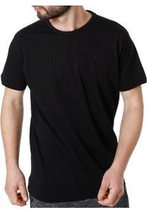 5912dc006 ... Camiseta Manga Curta Masculina Dixie Preto