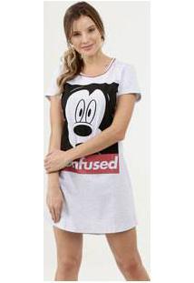 Camisola Feminina Estampa Mickey Disney