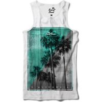 Regata Long Beach Vintage Sublimada Branco 1c8c8645dae