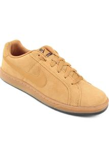Tênis Nike Court Royale Suede - Masculino-Bege