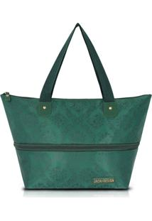 Bolsa Expansível Jacki Design Abc15087 Verde
