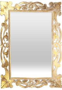 Espelho Pátina Arabesco Bali