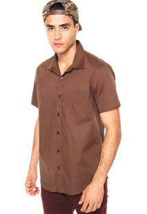 Camisa Element Bohms Marrom