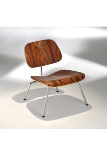 Poltrona Plywood Lcm Aço Inox E Multilaminado Studio Mais Design By Charles E Ray Eames