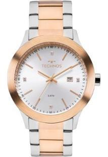 Relógio Technos Feminino Trend 2115Mkp/5K 2115Mkp/5K - Feminino-Bronze