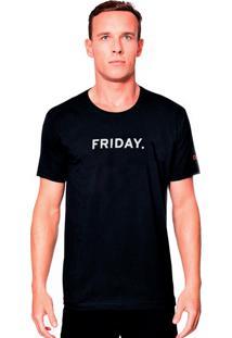 Camiseta Friday Liverpool Preto