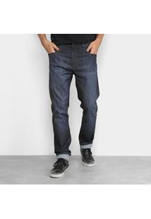 Calça Jeans Slim Ellus Hi Confort Masculina - Masculino