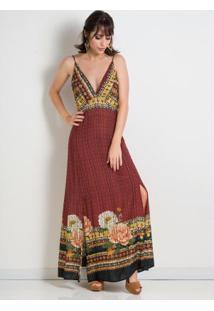 94aacc266 Vestido Farm Fenda feminino | Shoelover