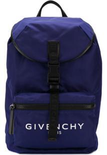 Givenchy Mochila Light 3 - Azul
