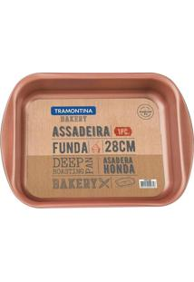 Assadeira Bakery- Bronze- 6,2X33X24Cmtramontina