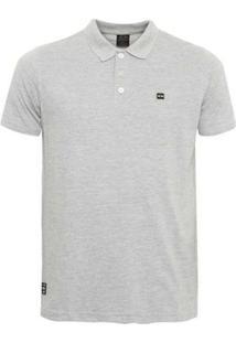 Camisa Polo Essencial Square Oakley Masculino - Masculino