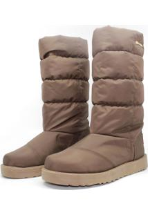 Bota Barth Shoes Snow Marrom - Kanui