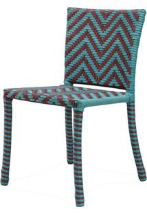 Cadeira Arvin Assento Em Fibra Sintetica Com Base Aluminio - 44537 - Sun House