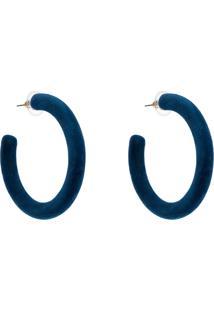 Brinco De Argola Le Briju Azul - Kanui