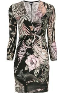 Just Cavalli Vestido Estampado