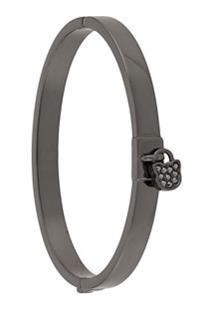 Karl Lagerfeld Bracelete Choupette Ikon - Cinza