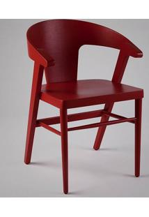 Cadeira Brooklyn Estrutura Madeira Maciça Artesian Design Exclusivo By Fetiche Design Studio