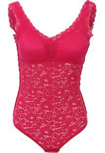 Body Hope Renda Pink