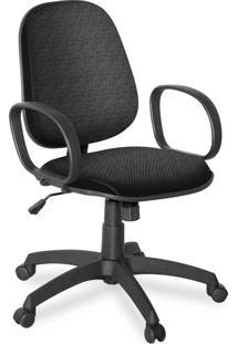 Cadeira Gerente Giratã³Ria Braã§O Corsa Ci Cinza - Cinza - Dafiti