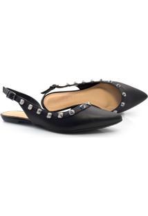 Sapato Chanel De Couro Suzzara