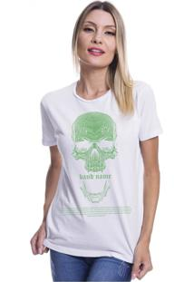 Camiseta Feminina Estonada My Tshirt Brand Name